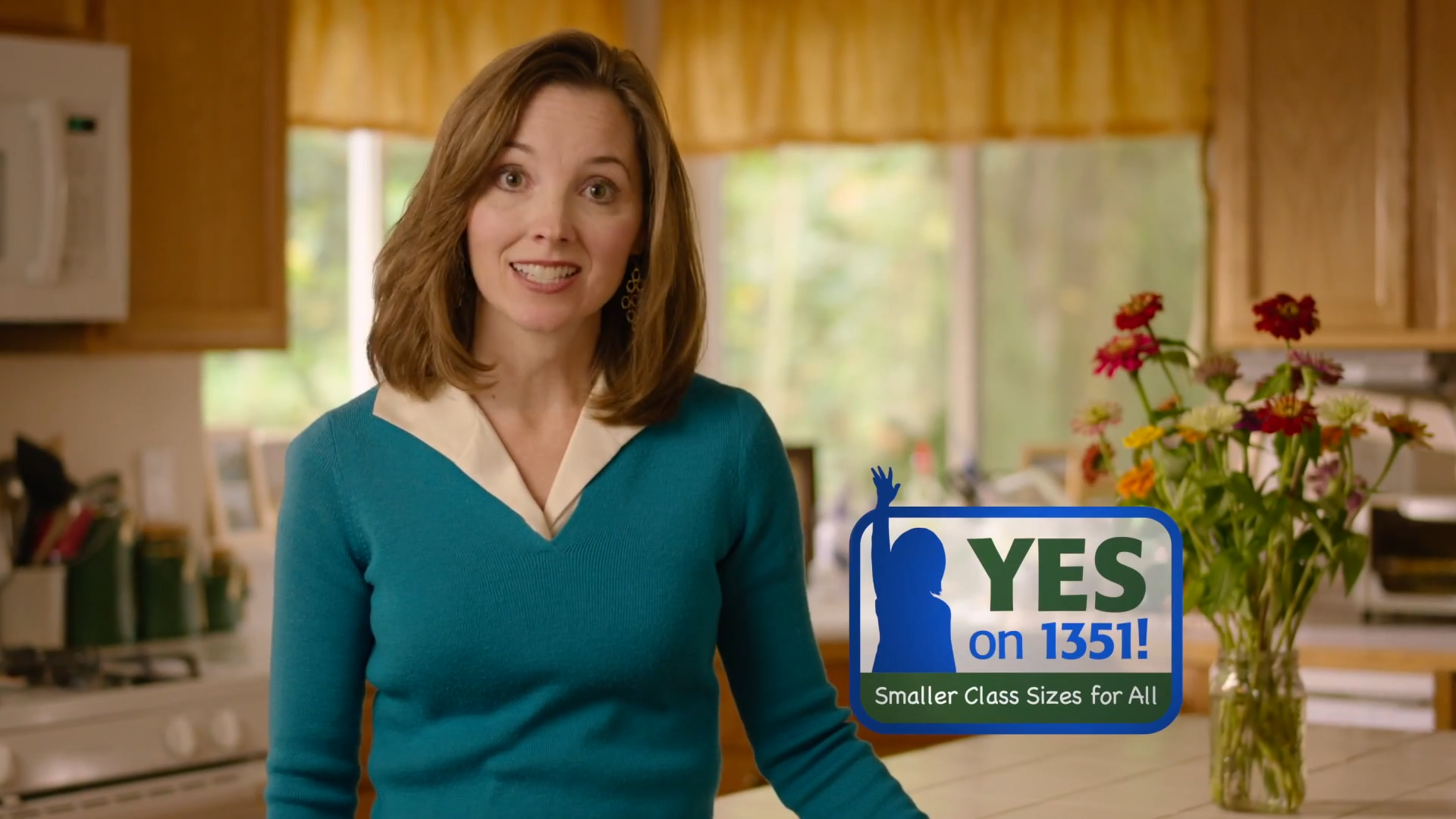 Yes on 1351 - Renton Mom