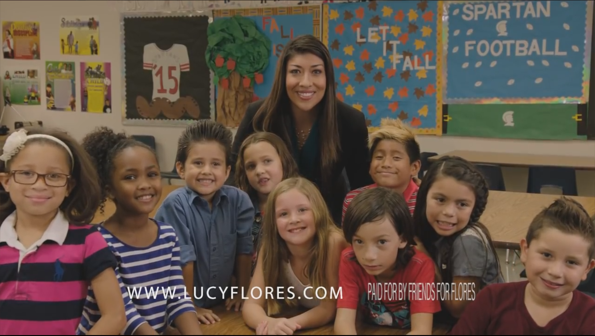Lucy Flores - Brighter Futures